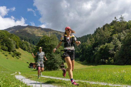 Mixed Team beim Transalpine Run