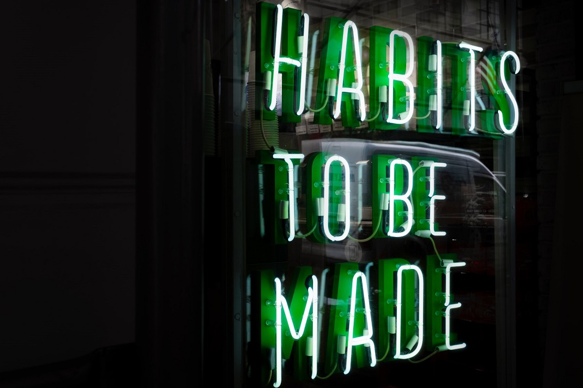 Building New Habits