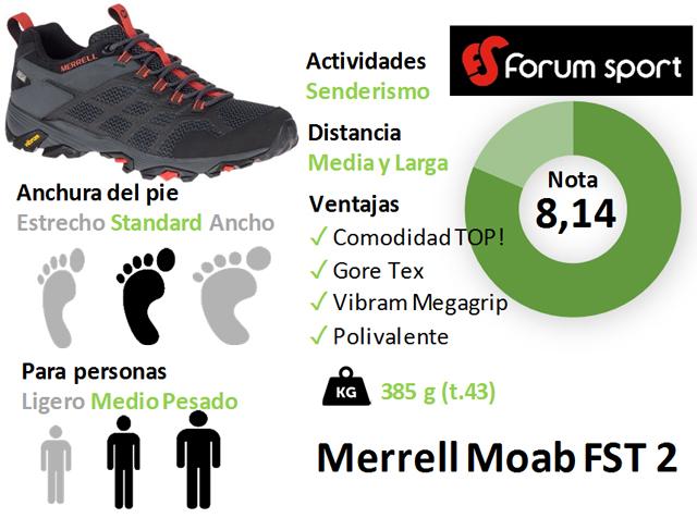 Merrell Moab FST 2