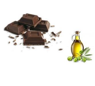 Cioccolato fondente e olio extravergine d'oliva: insieme sono alleati del cuore