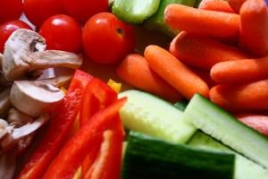 Funiber dieta com frutas e verduras