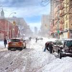 Tormenta de nieve paraliza el Noreste de Estados Unidos
