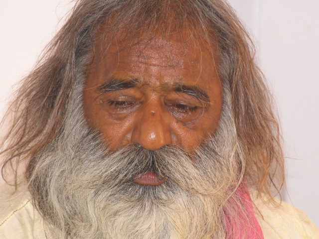 Revered Poojya Swami Adgadanand ji