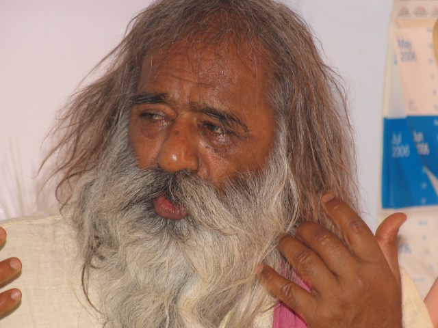 Revered Swami Adgadanand ji