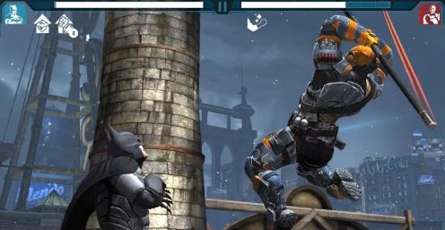 Batman comics games