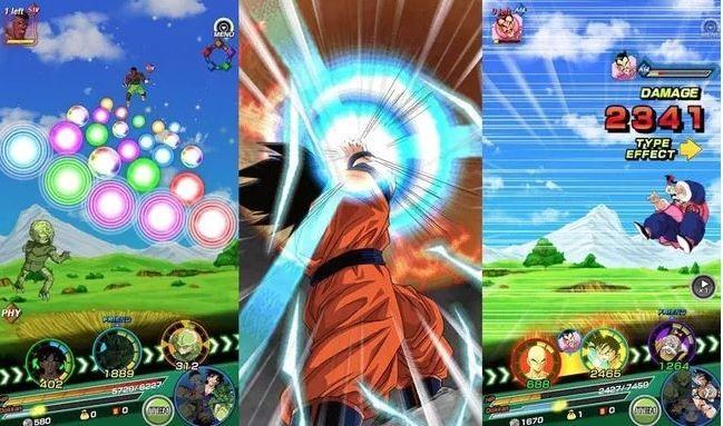 Dragon Ball Z Dokkan Battle comics