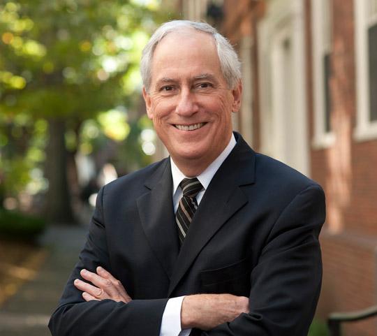 Historian Robert Darnton. Copyright © 2010, Brian Smith, Boston