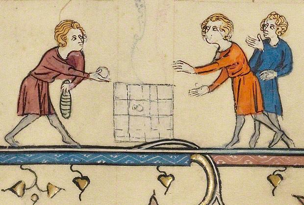 Image result for medieval manuscript children