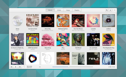 Albums View
