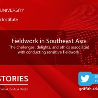 Asia Stories | Fieldwork in Southeast Asia with Professor Sara Davies