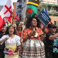 Pacific climate diplomacy – strength in solidarity