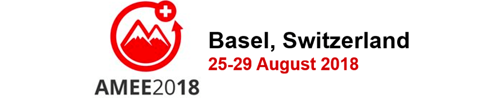 AMEE 2018 Conference
