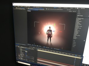 Editing Immersive Experience
