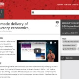 Learn more about Dr Tommy Soesmanto's practice in the Faculty Spark 'Mixed mode delivery of introductory economics' on ExLNT (Explore Learning and Teaching)