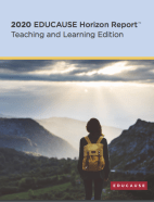2020 EDUCAUSE Horizon Report Teaching and Learning Edition