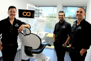 Oasis Dental Chirn Park - David Ashford, Andrew Firgaira and Bharat Agrawal