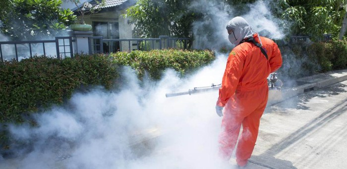 The pest control industry is booming given recent global outbreaks of mosquito-borne diseases like Zika.