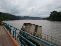 Río Napo en Misahuallí