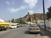 Street outside the Al Amana Center
