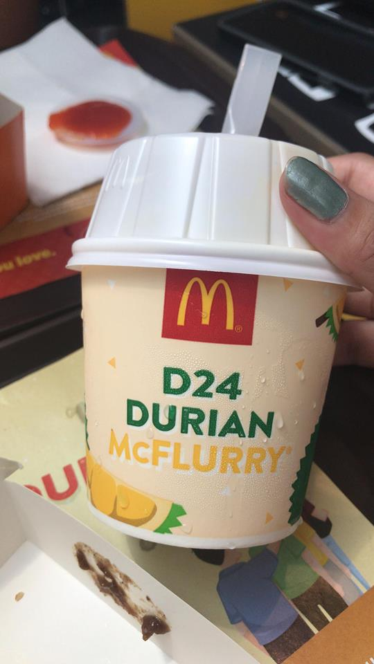 Not my cup of flurry...