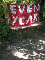 """Even Year"" Banner"