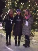 Rachel, me, and Michelle.