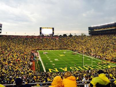 The Big House!