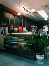 The Beachside Deli counter