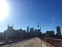 On day three of our trip, we got to explore downtown Minneapolis. This is the skyline!