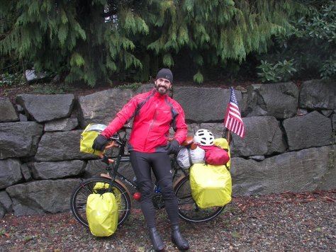 "James headed out in March for a ""shakedown"" tour around the Olympic Peninsula before heading east toward Nashville."