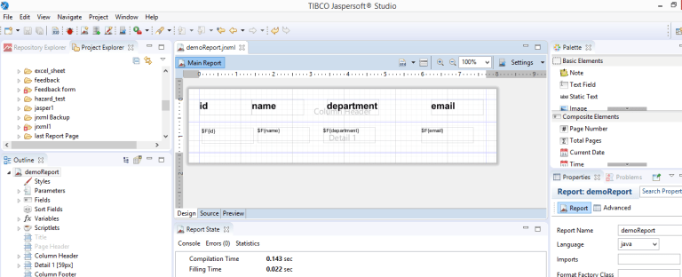 JasperReports – Open Source Reporting Tool - DZone Open Source