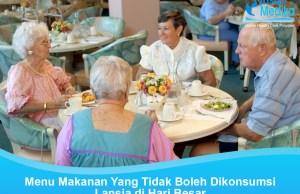 Makanan Yang Harus Dihindari Lansia