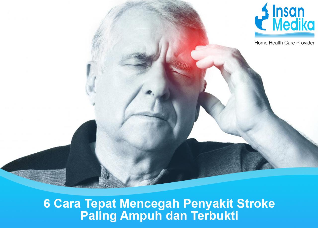 Cara Mencegah Stroke