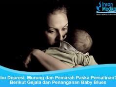 Baby Blues Syndrome Postpartum Depression