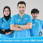 6 Daftar Pekerjaan untuk Lulusan SMK Kesehatan