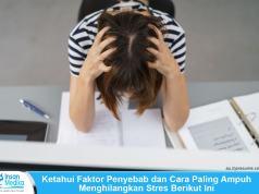 Penyebab dan Cara Menghilangkan stres