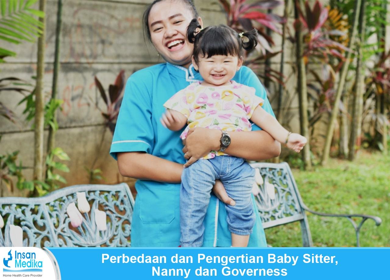 Pengertian baby sitter, nanny dan governess