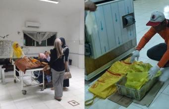 Ditemukan balita meninggal tanpa kepala di Samarinda Kalimantan Timur