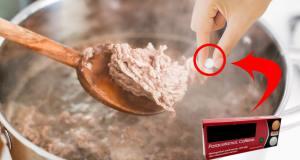 Efek Samping Mengempukkan daging menggunakan obat sakit kepala