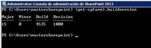 UpdateSharePointSP10000003