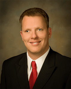 Randy Weber will take the place of Dennis Day as the vice president of student success and engagement. Photo courtesy of Randy Weber