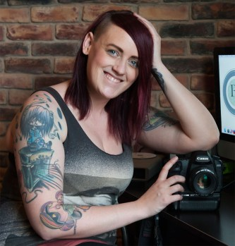 Maggie Gulling, Business Manager and Photographer, Beau Vaughn Photography