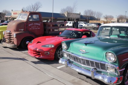 A wide variety is a key theme to the Saturday morning event. Photo by Brent Burford.