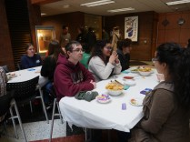 """This event is called speed friending and is a way to connect people to [the college] and to more friends,"" Pedro Slon, student, said . ""It is especially designed for those who find challenging to meet new people and to make new friends. It is about bringing people together."""