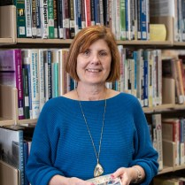 Janet Brooks, Photo taken by Brandon Jessip. The Campus Ledger.