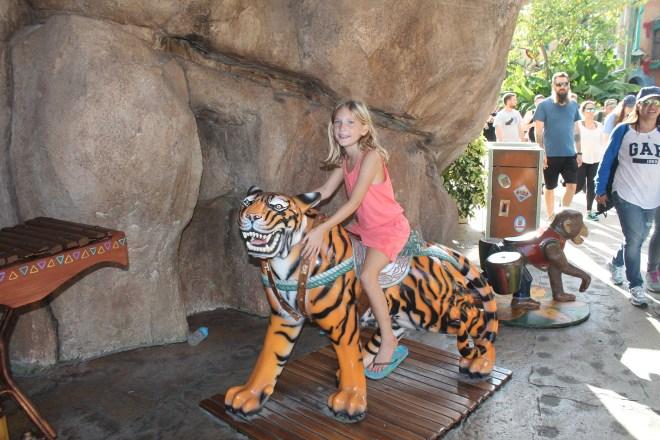 Zoe at Universal.