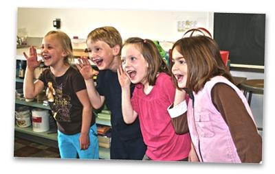 Elementary Classroom Music