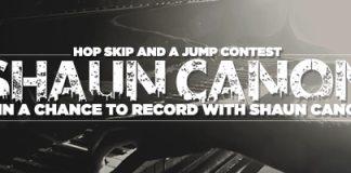 shaun canon hop skip jump contest