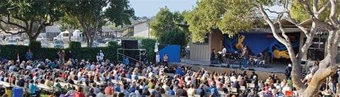 Photo courtesy of Monterey Jazz Festival