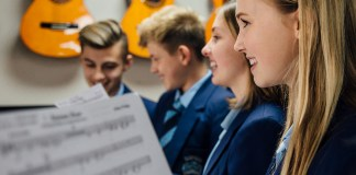 Band Director's Guide to Teaching Chorus, band directors conducting choir